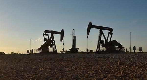Producción petróleo Estados Unidos febrero