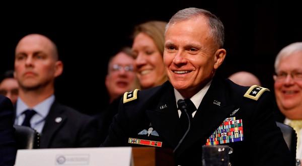Director de Inteligencia de Defensa de Estados Unidos, Robert Ashley, durante una audiencia en un panel del Congreso en Washington,.