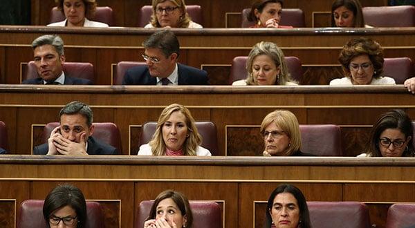La Cámara Baja española es ahora la asamblea parlamentaria con mayor igualdad de género de Europa, con un 47,1 por ciento de mujeres.