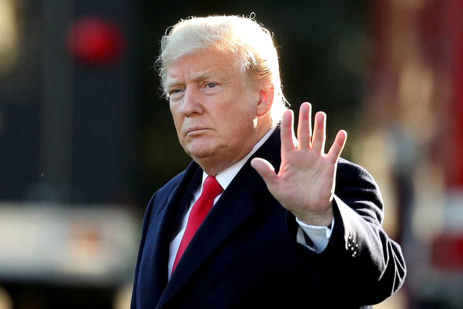 """Según el mandatario estadounidense Donal Trump resulta demasiado caro comprar en China. """"¡Tenían un gran acuerdo, casi cerrado y dieron marcha atrás!"""", indicó."""