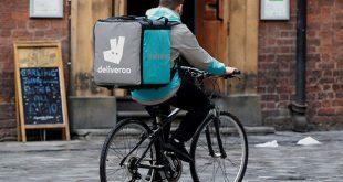 Deliveroo ha inyectado cerca de mil 553 millones de dólares para enfrentar a sus competidores cercanos en el ramo de la entrega de comidas a domicilio, entre ellos Uber.