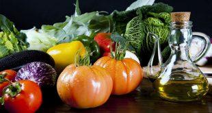 La dieta mediterránea es probadamente beneficiosa para la salud.