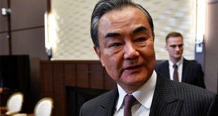 """Wang Yi dijo que a Mike Pompeo que EEUU no debería ir """"demasiado lejos"""" en la actual disputa comercial entre ambas naciones."""