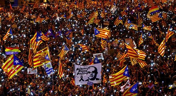 Por vez primera desde junio de 2017, los adversarios al independentismo catalán superan en cantidad a quienes lo favorecen.