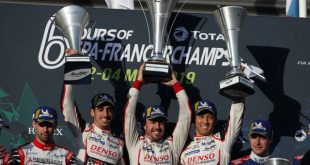 Alonso venció en las 6 horas de Spa