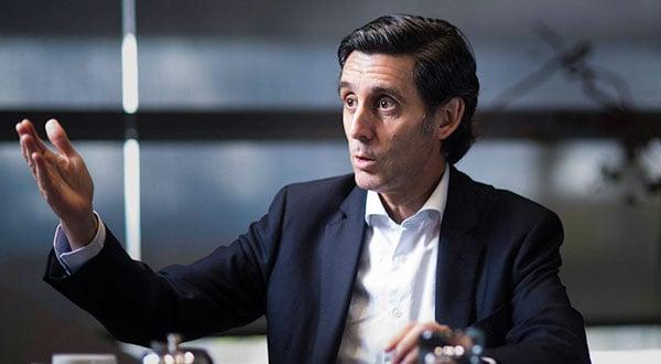 """Según el presidente ejecutivo de Telefónica, José María Álvarez-Pallete, la previsión de la compañía para 2019 es """"prudente""""."""