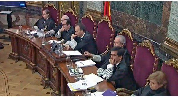 Supremo a Batet: cámaras deberán decidir suspensión de los procesados
