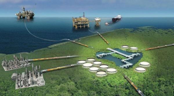 El boom de la técnica de fractura hidráulica ha sido determinante en el incremento de la producción de petróleo estadounidense.