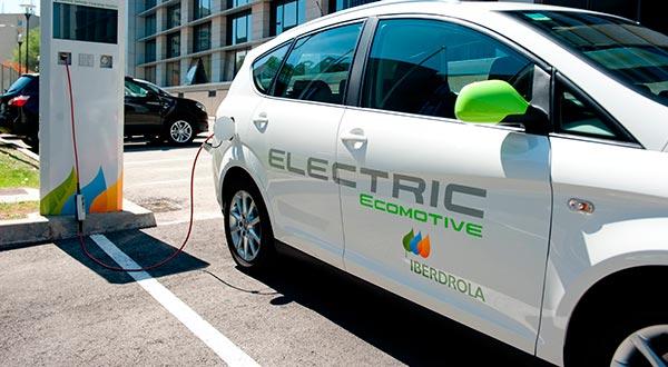 Recarga de vehículos eléctricos