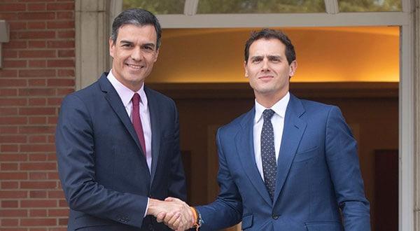 La Moncloa estima que este tipo de encuentros contribuyen con normalizar las relaciones institucionales y el diálogo político.
