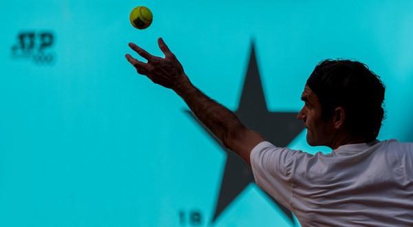 Federer Caja Mágica