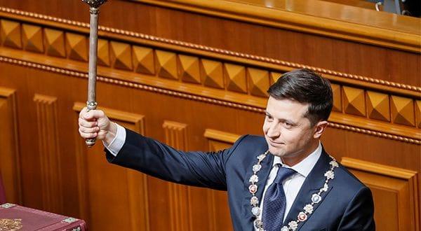 Presidente ucraniano