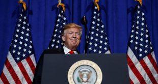 """Trump sostiene que China debe llegar a un acuerdo comercial con EEUU """"porque se está matando con los aranceles""""."""