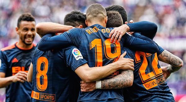 El Valencia se gana la cuarta plaza y el pase a Champions