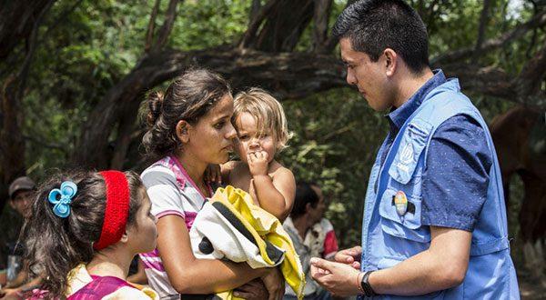 ACNUR reitera su llamado a los estados del mundo para que permitan el acceso de los venezolanos a sus territorios.