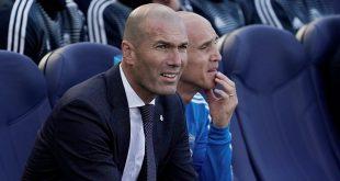 Zidane juega con fuego