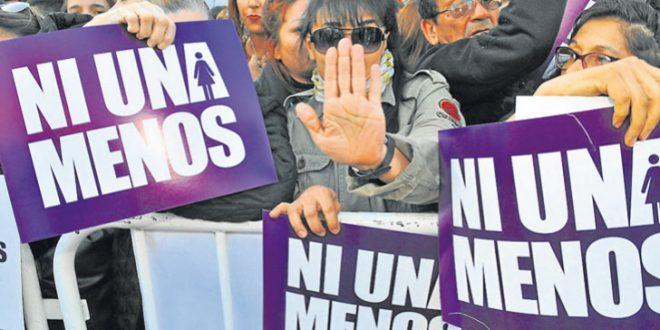"""Violencia contra la mujer: """"el silencio no es bueno"""""""