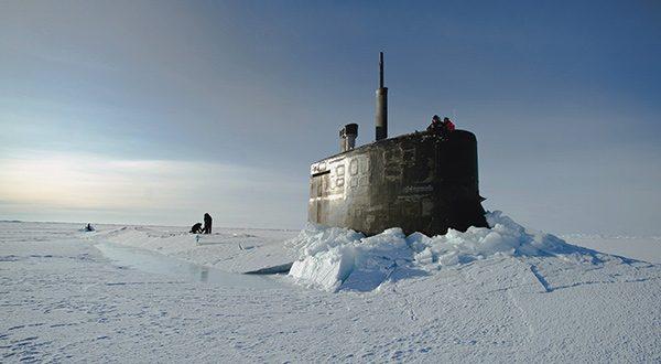 El Ártico, la última frontera