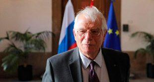 En Bruselas Josep Borrell explicará las razones de su renuncia como eurodiputado.