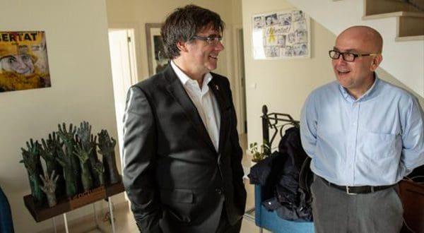 Junta Electoral niega acta de eurodiputado al abogado de Puigdemont
