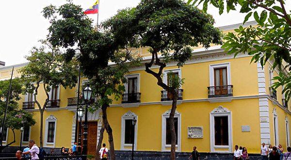 La Cancillería de Venezuela