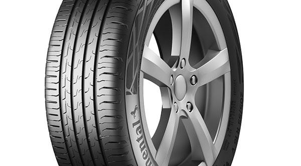 La participación de Continental con su producto el neumático EcoContact 6 será fundamental en la seguridad durante la prueba automovilística.