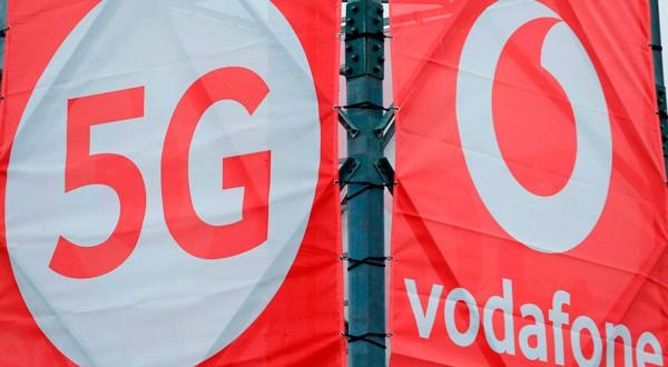 Vodafone apuesta por la tecnología 5G en España.