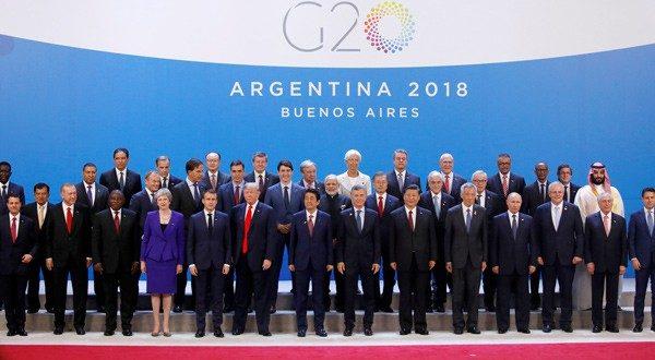 Desde 2018, los ministros del G20 buscan opciones con equidad para dinamizar el comercio mundial