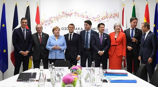 G20 logra acuerdo sobre cambio climático