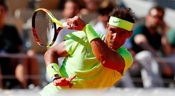 Nadal se metió en los cuartos del Roland Garros.