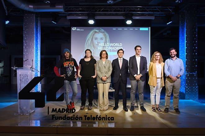 Telefónica trae a España la innovadora escuela de programación 42