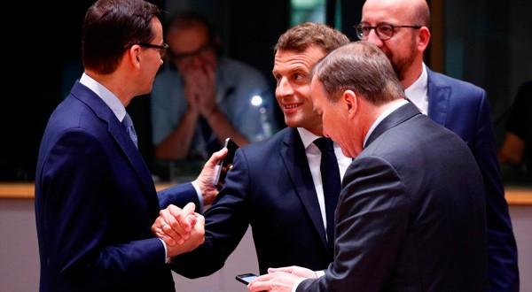 Líderes de la UE no pudieron llegar a un consenso en Bruselas.