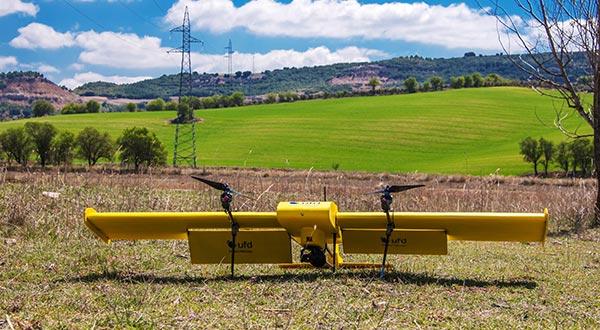 Navarra drones