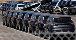 Ventas de vehículos mayo