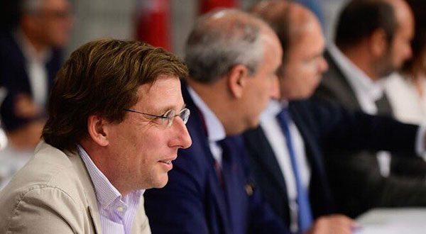 Con pacto entre PP, Cs y Vox, Martínez-Almeida asume Alcaldía de Madrid