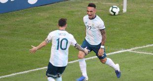 argentina venció a venezuela