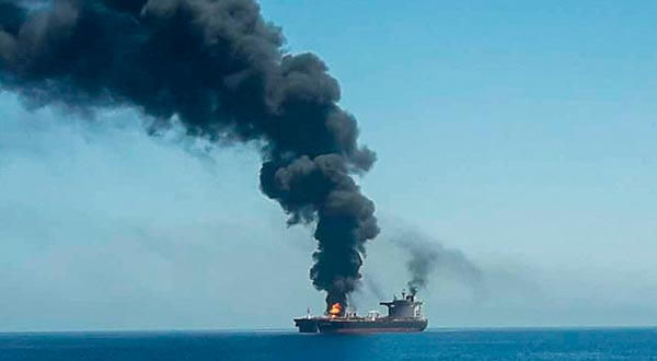 Ataques contra petroleros