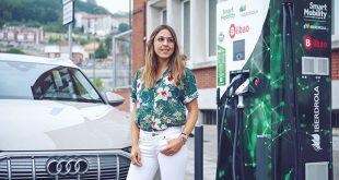 Mediante su Plan de Movilidad Sostenible, Iberdrola despliega cerca de 25 mil puntos de recarga de vehículos eléctricos solo en España.