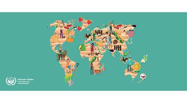 """Día Mundial contra la Desertificación o """"Construyamos el futuro juntos"""""""