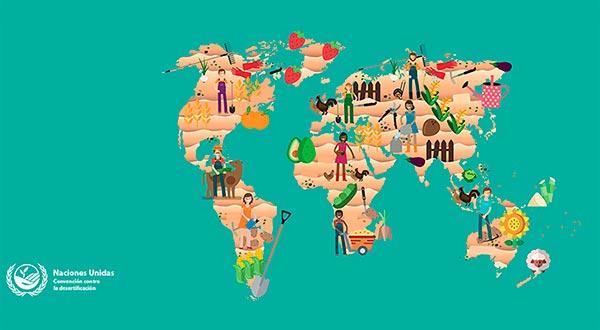 Día Mundial Desertificación