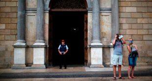 Los resultados de la encuesta del INE revelan que en mayo se cubrió el 57,8% de las plazas ofertadas en los hoteles de España.