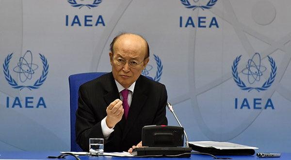 Amano habitualmente declaraba con cautela sobre el aumento de las tensiones en torno a fabricación de armamento nuclear. Y esta vez expresó su preocupación sobre el incremento de la producción de uranio por parte de Irán.