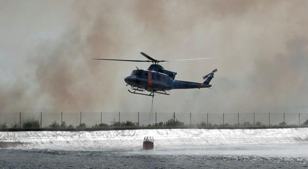 El incendio en Tarragona está cerca de ser controlado en su totalidad