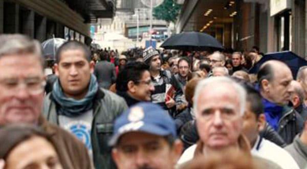 Conforme al INE, en 2018 se registró el mayor crecimiento poblacional en España desde 2012.