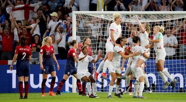 Inglaterra se mete a semifinales como una de las selecciones a tener en cuenta