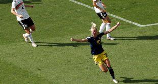 Suecia venció a Alemania