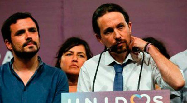 Iglesias reclama a Sánchez entrar en el gobierno del PSOE