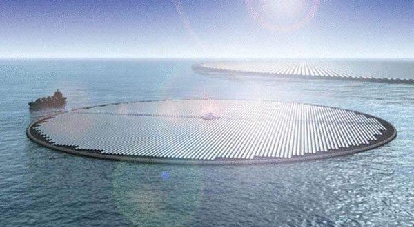 En China y el Reino Unido ya se habían desarrollado plantas para la captación de energía solar en lagos. Ahora Holanda lo hará en el mar abierto.