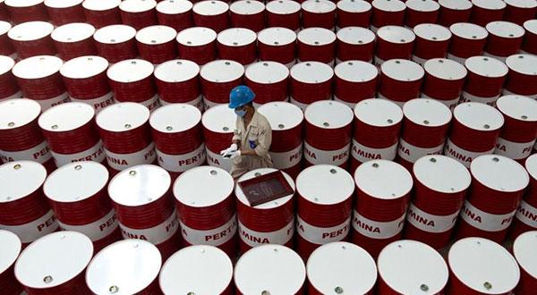 La rama de estadísticas del Departamento de Energía revela que la producción de crudo de EEUU aumentaría en 94 mil barriles diarios en 2019.
