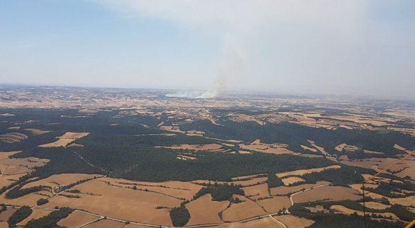 incendio de Ribera de l'Ebre